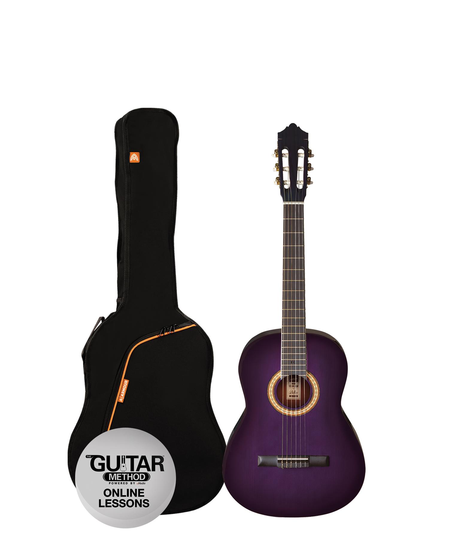 SPCG12TP - Pack Guitarra Clasica 1/2 Spcg12TP - Ashton