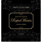 CRM-TMP JUEGO DE CUERDAS TITANIUM DE TIMPLE CANARIO RAFAEL MARTIN