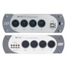 ESI-M4U-XT INTERFACE MIDI