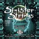 KQXS-1154 JUEGOS DE CUERDAS GUITARRA ELECTRICA KERLY USA SINISTER STRINGS MED-HEAVY
