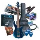 SPAB4TDB - Pack Bajo Electrico Azul