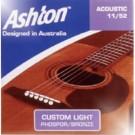 Juego De Cuerdas Acustica 11-52 AS1152 - Ashton