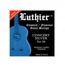 Juego Cuerda Guitarra Luthier 30