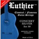 Cuerda 2* Guitarra Luthier SET30-2