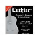 Juego Cuerda Guitarra Luthier 35