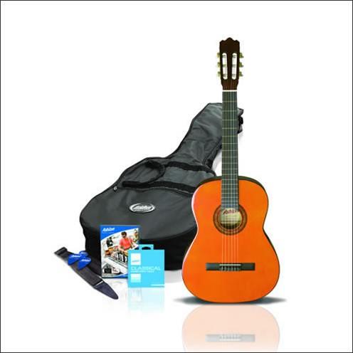 SPCG44LAM - ZURDAPack Guitarra Clasica 4/4 Zurda
